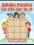 Sudoku Puzzles for Kids Age 10-12