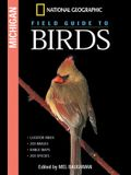 National Geographic Field Guide to Birds: Michigan