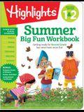 Summer Big Fun Workbook Bridging Grades 1 & 2
