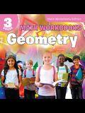 3rd Grade Math Workbooks: Geometry - Math Worksheets Edition
