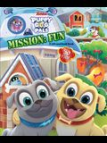 Disney Puppy Dog Pals: Mission Fun