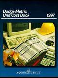 Dodge Metric Unit Cost Book 1997