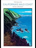 California's Wild Coast Note Card Box