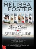 Love in Bloom Series Guide: (black and White Edition)