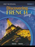 Discovering French Today! French 1 Bleu