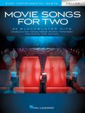 Movie Songs for Two Cellos: Easy Instrumental Duets