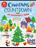 Christmas Countdown: An Adventivity Book - Build One House a Day to Create Your Own Christmas Village! 25 Cut-Out Houses and Activities Ins