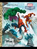 The Big Freeze (Marvel) (Little Golden Book)