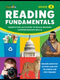 Reading Fundamentals: Grade 3: Nonfiction Activities to Build Reading Comprehension Skills (Flash Kids Fundamentals)