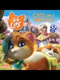 44 Cats: Cats on a Mission