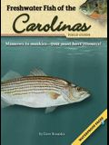 Freshwater Fish of the Carolinas Field Guide [With Waterproof Pages]