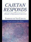 Cajetan Responds