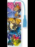 Butterflies 3-D Bookmark