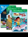 World of Reading Level 1 Set 5 (Set)