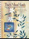 Thich Nhat Hanh 2020 Engagement Calendar: Paintings by Nicholas Kirsten-Honshin