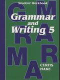 Saxon Grammar and Writing: Student Workbook Grade 5