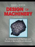 Design of Machinery [With DVD]