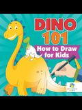 Dino 101 - How to Draw for Kids