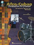 Afro-Cuban Coordination for Drumset: Private Lessons Series [With CD (Audio)]
