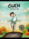 Gwen the Rescue Hen