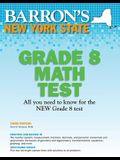 Barron's New York State Grade 8 Math Test