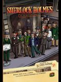 Sherlock Holmes and the Redheaded League: Case 7
