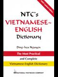 Ntc's Vietnamese-English Dictionary