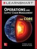 Learnsmart Standalone Access Card for Operations and Supply Chain Management: The Core