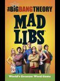 The Big Bang Theory Mad Libs