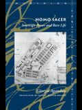 Homo Sacer Sovereign Power and Bare Life