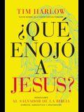 ¿Qué Enojó a Jesús?: Redescubra Al Salvador de la Biblia Directo, Sarcástico Y Apasionado.