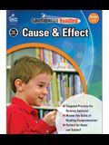 Cause & Effect, Grades 1 - 2 (Spotlight on Reading)