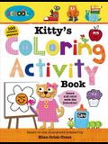 Kitty's Coloring Activity Book [With Sticker(s)]