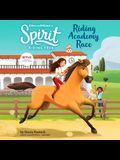 Spirit Riding Free: Riding Academy Race Lib/E