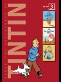 The Adventures of Tintin: Volume 3