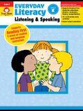 Everyday Lit Listen & Speak, G K T.E.