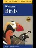 A Field Guide to Western Birds: A Completely New Guide to Field Marks of All Species Found in North America West of the 100th Meridian and North of Me