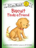 Biscuit Finds a Friend (My First I Can Read)