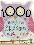 1000 Hootiful Stickers