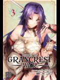 Record of Grancrest War, Vol. 3, 3