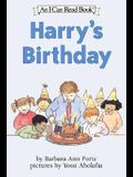 Harry's Birthday (I Can Read Book 2)