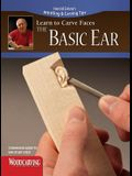 Ear Study Stick Kit (Learn to Carve Faces with Harold Enlow)
