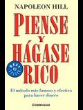 Piense y hágase rico (Best Seller (Debolsillo)) (Spanish Edition)