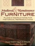 Medieval & Renaissance Furnitupb