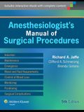Anesthesiologist's Manual of Surgical Procedures with Access Code