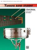Yamaha Band Student, Bk 1: Combined Percussion---S.D., B.D., Access., Keyboard Percussion