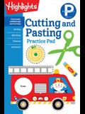 Preschool Cutting and Pasting