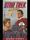 Best Destiny (Classic Star Trek )