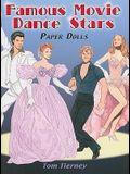 Famous Movie Dance Stars Paper Dolls