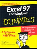 Excel 97 Windows for Dummies